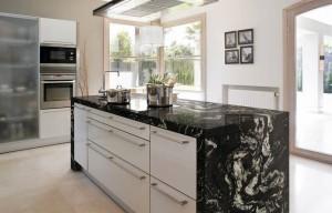 Cocina granito Naturamia Titanium