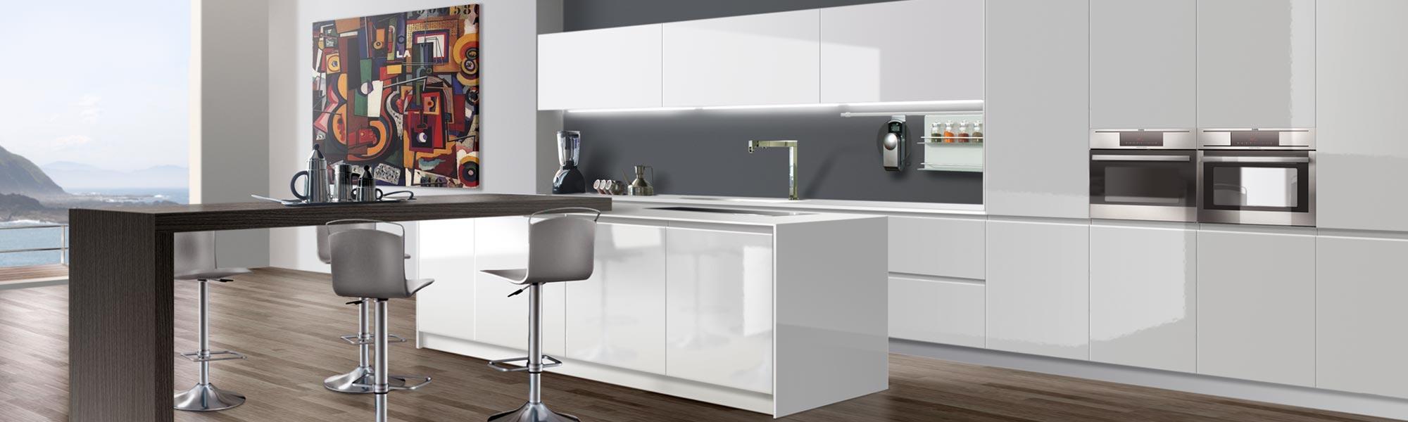 Consejos de un dise ador de cocinas para una cocina moderna - Disenador de cocinas ...