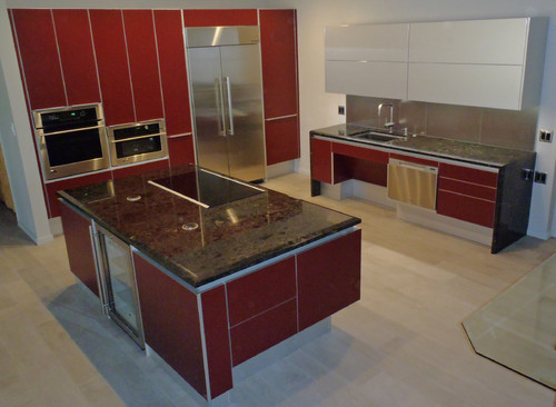 Dise o eficiente cocina accesible parte i for Disabled friendly kitchens