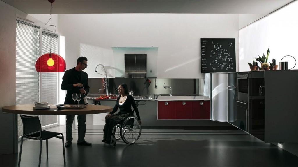 cocinas accesibles