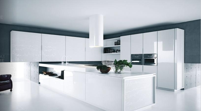 ideas de diseo de cocinas blancas que funcionan