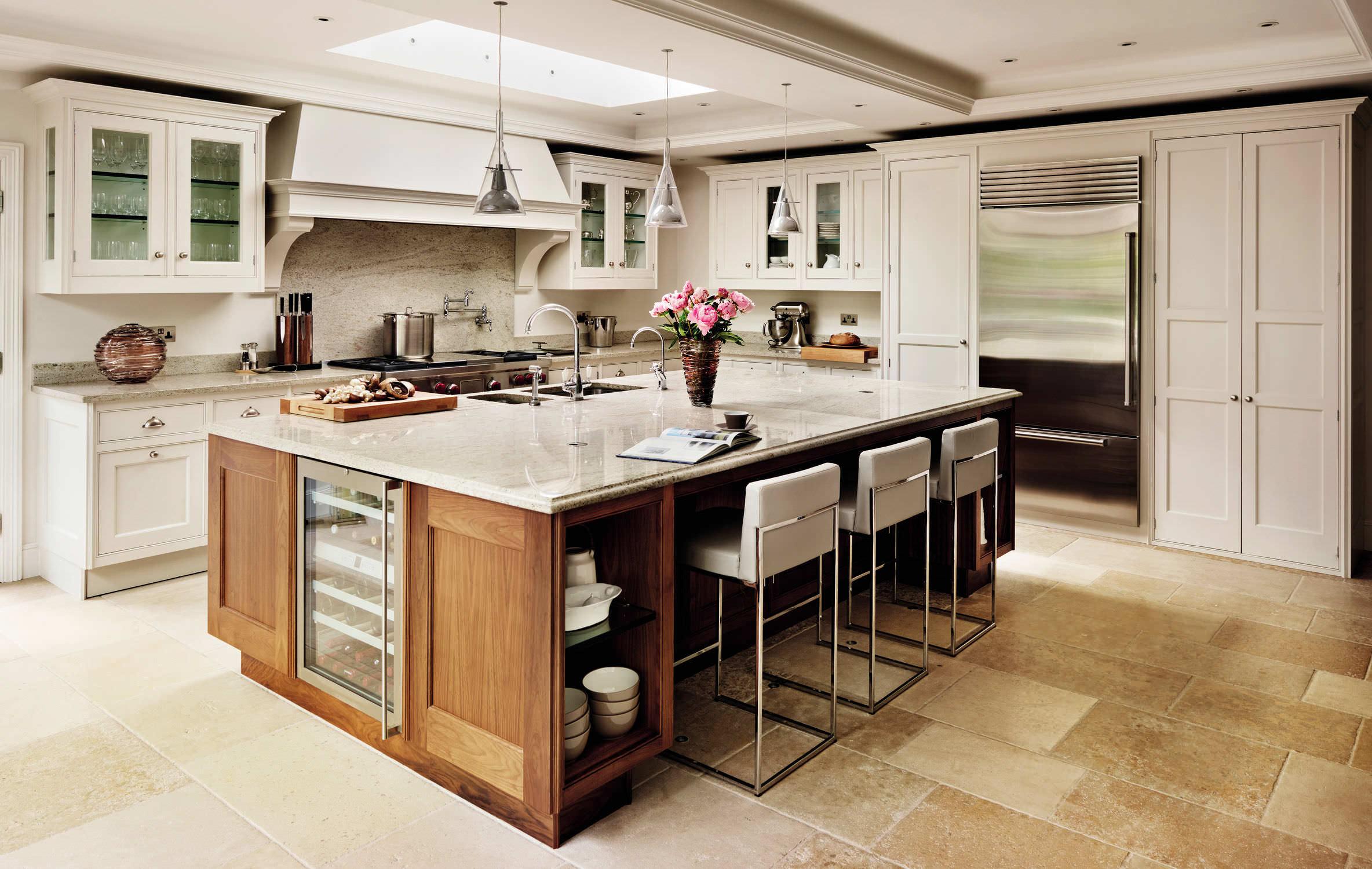 Muebles De Cocina De Madera Y Marmol # azarak.com > Ideas ...