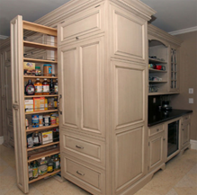 Ocultando espacios en la reforma de tu cocina 2