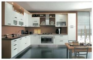 Ocultando espacios en la reforma de tu cocina