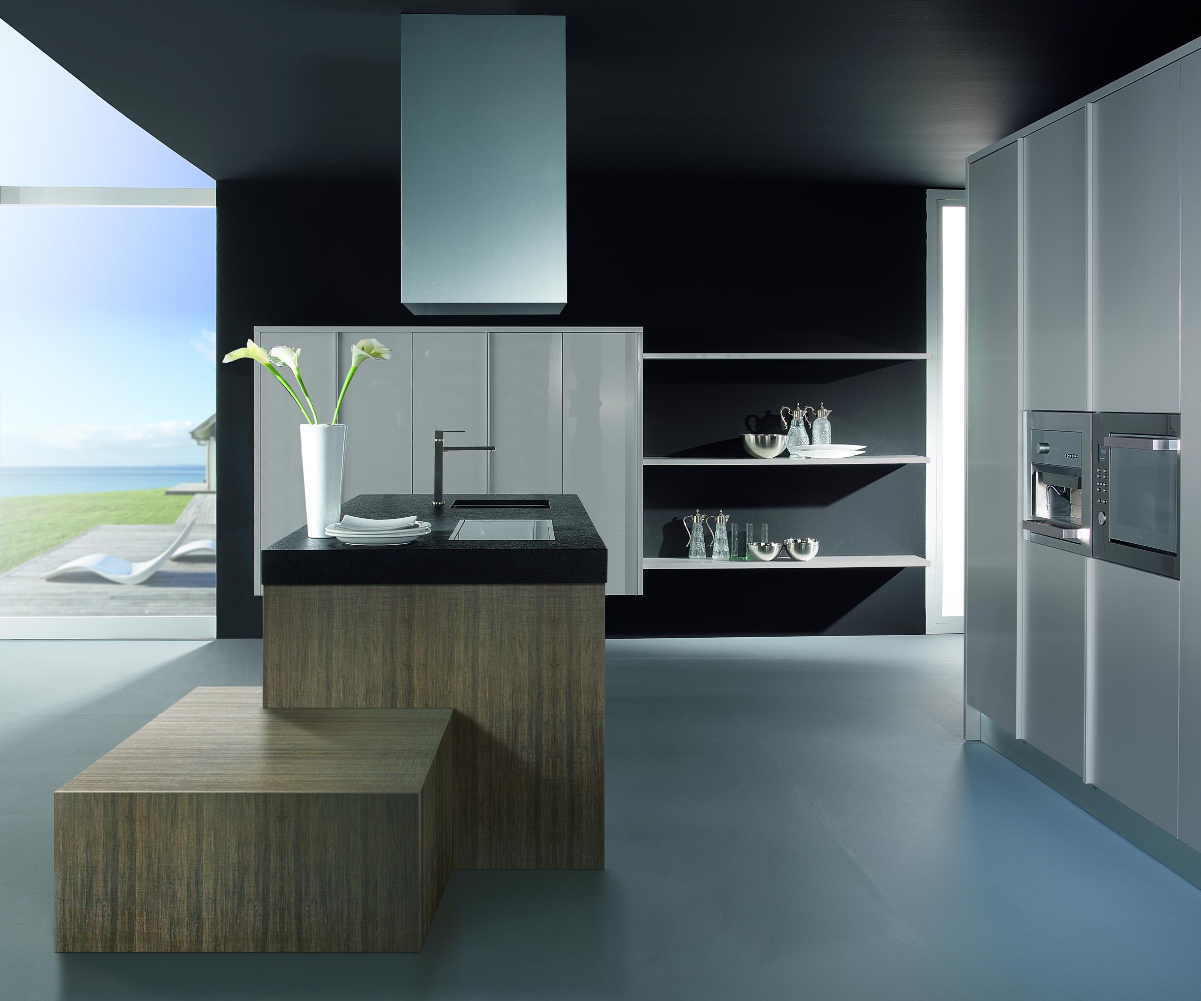 Dise os de cocinas con isla cocinas lola rodriguez cocinas personalizadas en madrid - Cocinas de diseno en sevilla ...