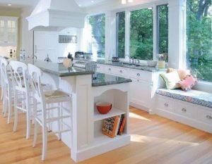 las cocinas inteligentes y creativas