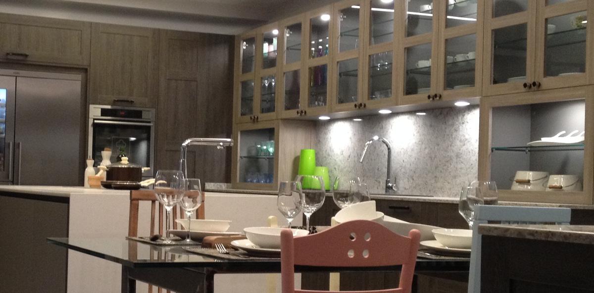 La iluminaci n en cocinas modernas cocinas lola rodriguez empresa de cocinas en madrid - Iluminacion en cocinas modernas ...